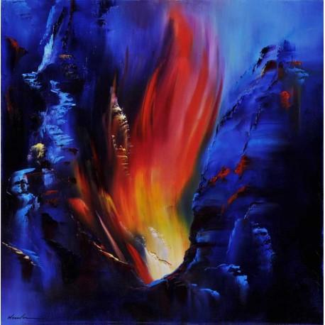 Le feu de la terre
